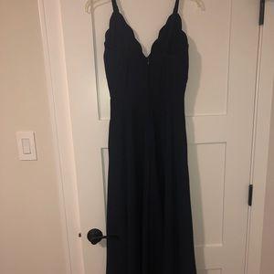 SPEECHLESS women's dress